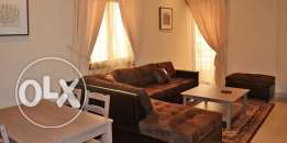 Spacious Furnished 1-Bedroom Flat in Al Nasr