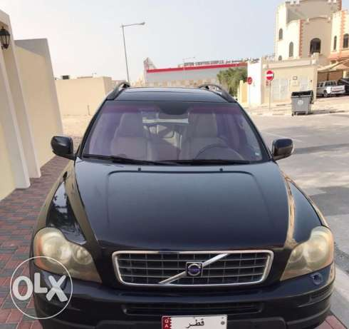 Volvo XC90 Urgent Perfect Condition Leaving Qatar