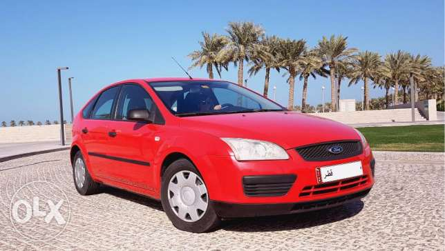 Ford Focus 1.6 - 2007- Western Lady owner ميناء دوحة -  1