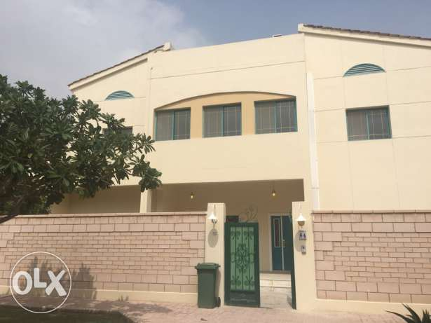 stunning 4+ 1 bedrooms villa with private pool . Al Wabb
