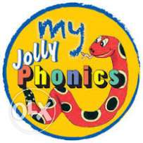 Jolly phonics winter workshop 25th -29th Dec