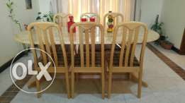 Dining Table (Home Center)