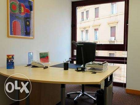 Serviced Offices on Rent