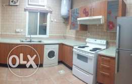 Semi Furnished 3B/R flat