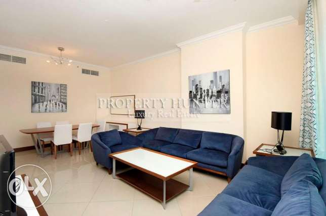 Spacious 3 Bedrooms with Elegant Furnitures