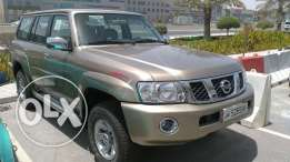 New Nissan Patrol Safari AT-2016