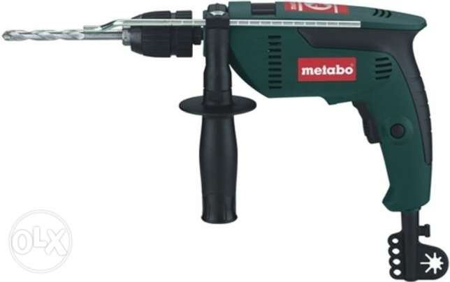 Metabo SBE 550 Unboxed