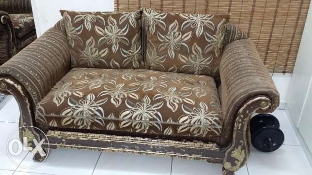 Sofa set 6 seater for sale