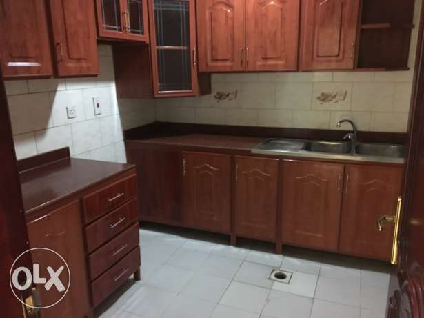 neat and clean 2 bedroom apartment available at doha for bachelors