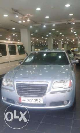 Chrysle 300C 2013
