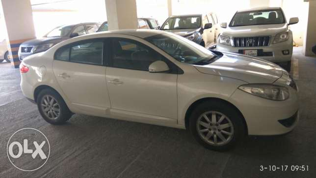 Renault fluence 2012 model