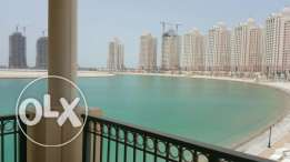 Oceanic view luxury apartment in Pearl Qatar – viva bhariya at 12000