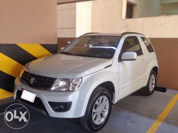 Suzuki Grand Vitara 2015 (low mileage!! hardly driving, almost new)