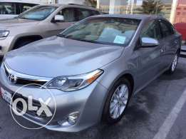 New Avalon 2015 - XLE 3.5 L 6 Cyl