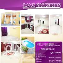 Villa Apartment for Rent-- 4 Bedrooms for Family