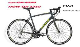 Brand New Best Quality Bikes FUJI SPORTIF 2.1 Model (top of the range)