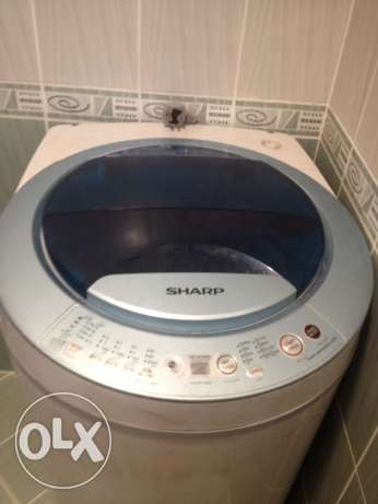 sharp automatic washing machine for sale for QR650