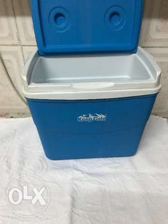 Ice box - Medium size - used only once