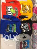 USA Branded kids apperals