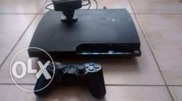 PS3 250 GB + 11 Games (Great OFFER)