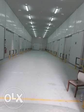 Cold Storage - Sailiya - For Rent