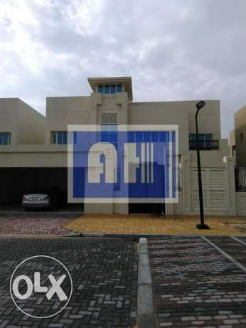 Newly 4BHK + maid room Villa for rent in Al Waab.