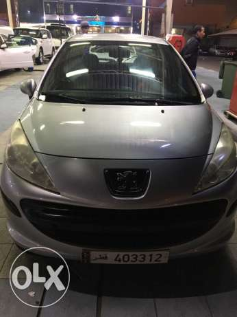 Peugeot 207 -Urgent sale leaving qatar