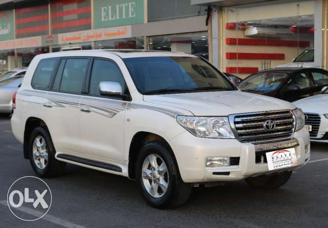 Toyota - Land Cruiser - VXR Model 2010