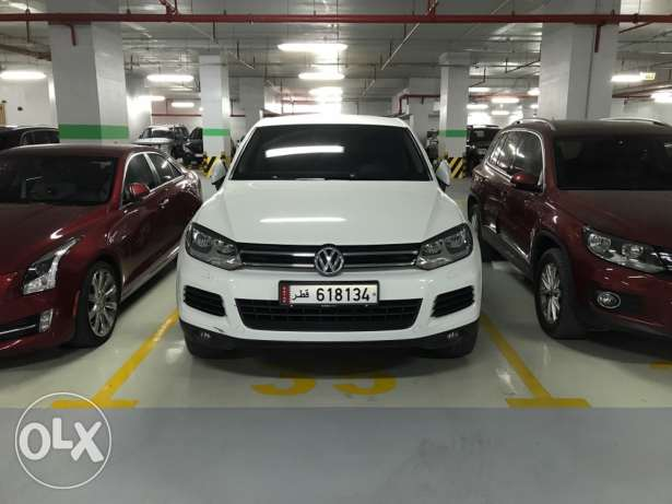 2014 Volkswagen Touareg for Sale ( Under Warranty)