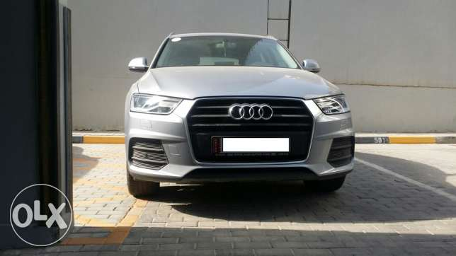 Audi 2016 model like new for sale