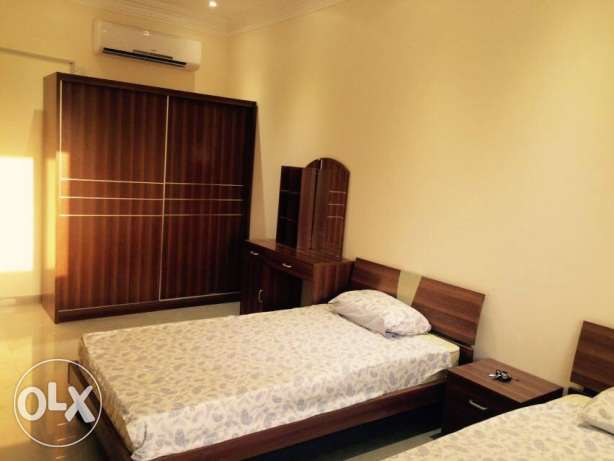 Private Room in a shared fully furnished Apartment at Wakrah