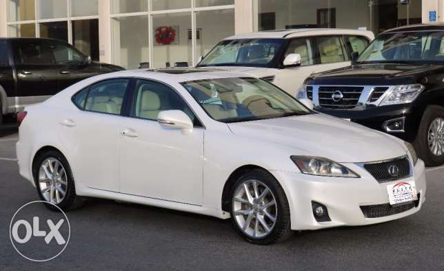 Lexus IS250 – 2011