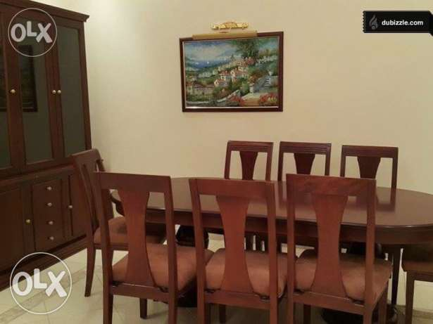 HUGE 3-Bedrooms Flat in Bin Mahmoud-Gym-Nice+Office Room