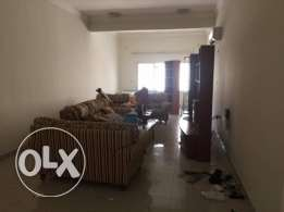 3 bed room beg apartment in muntaza for rent