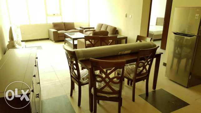 Brand New! 1 BHK in bin mahmoud for rent