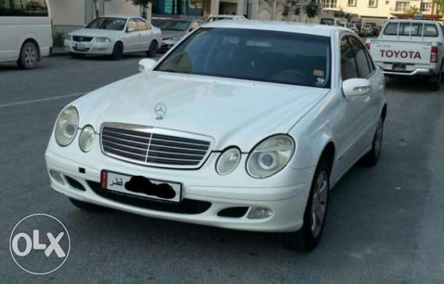 Mercedes E240 Classic 2003 (Very good Condition)