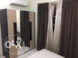 fully furnished flat for rent in ummghuwilina near health centre