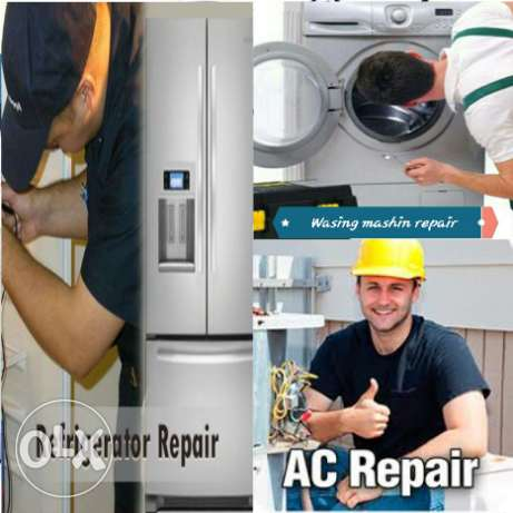 Refrigerators,air condition,washing machine repair,Sale