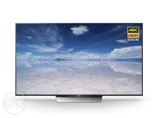 "Sony 75"" 4K Ultra HD TV"