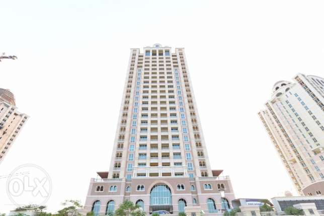 FIRST MONTH FREE, 1BR, 2BR, 3BR Apartments at The Pearl الؤلؤة -قطر -  3