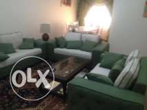 2 bedrooms furnished flat with brand new furniture
