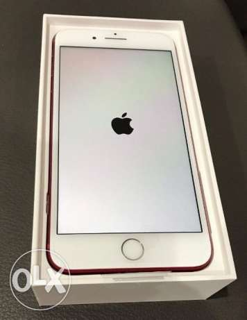 iphone 7plus 128GB unlocked RED