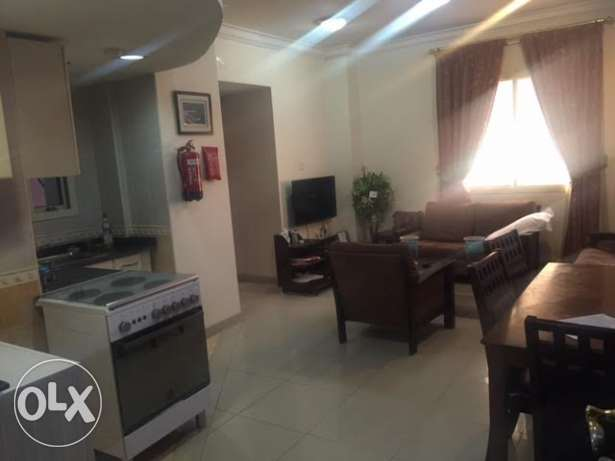 FF 1 BR Apartment in Doha jadeed with bills