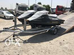 TRAILER. Double. For Jet Ski