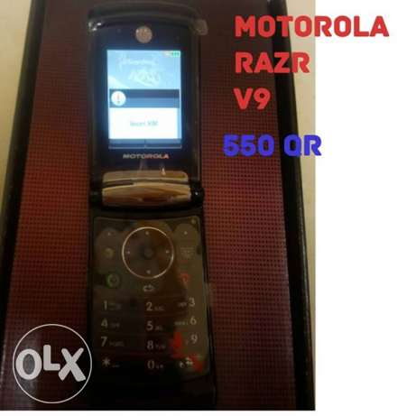 Motorols Razr 2 V9 Perfect condition