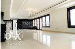 Spacious 3 Bedroom Apartment with Maid's room in The Pearl