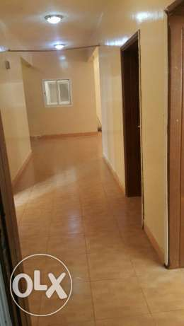 3 BHK for family rent.