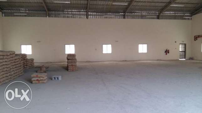 Warehouse for Rent at Doha Industrial Area المدينة الصناعية -  1