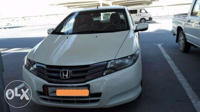 HONDA CITY 2011,White,131000KM,Perfect Condition for Sale