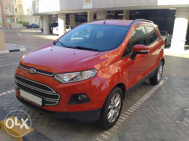 Ford Ecosport 2015 - Extended Warranty to 2020 & Free service